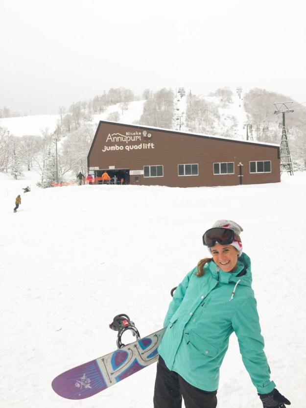 Annupuri Ski Area, Niseko Japan