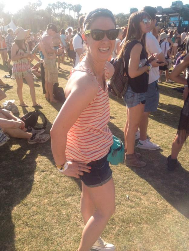easy Coachella outfit