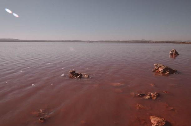 Lago Rosa, Torrevieja Spain