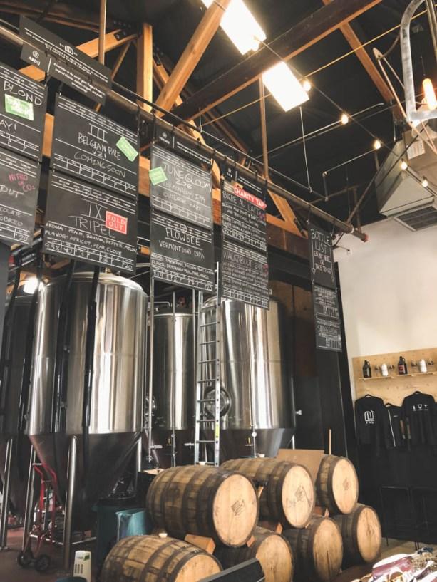 Third Window Brewery, The Mill, Santa Barbara