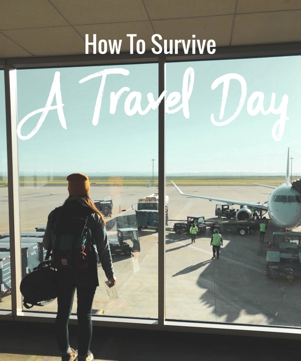 How to survive a travel day