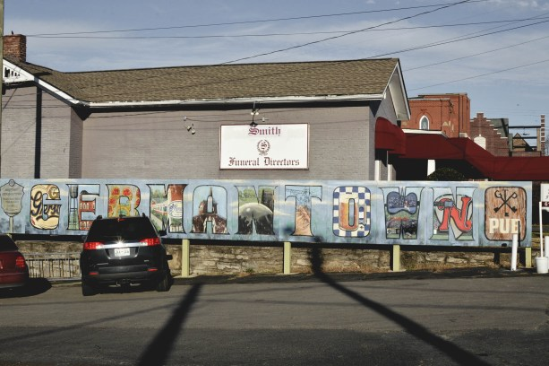 Germantown Mural