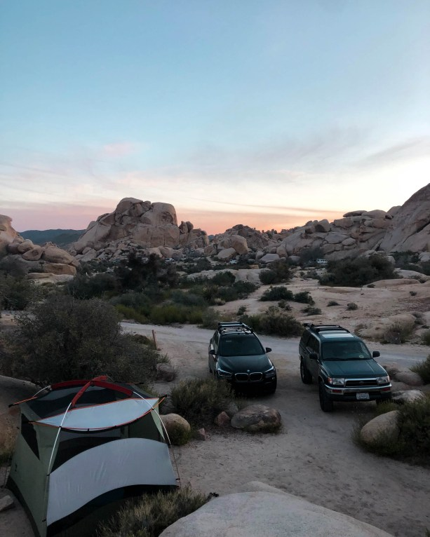Hidden Valley Campground - Joshua Tree