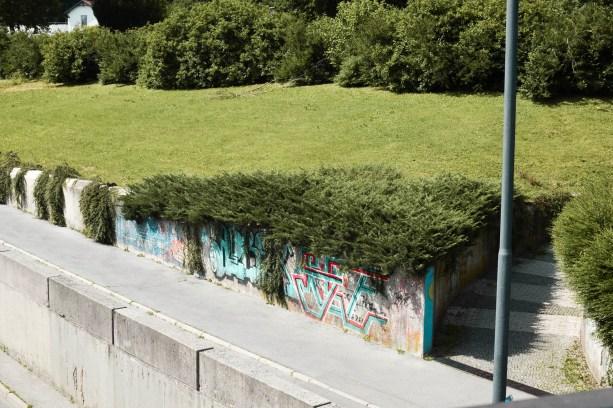 art in City Park Tivoli