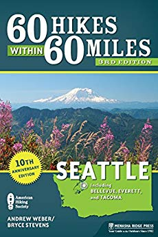 Seattle Hiking Book