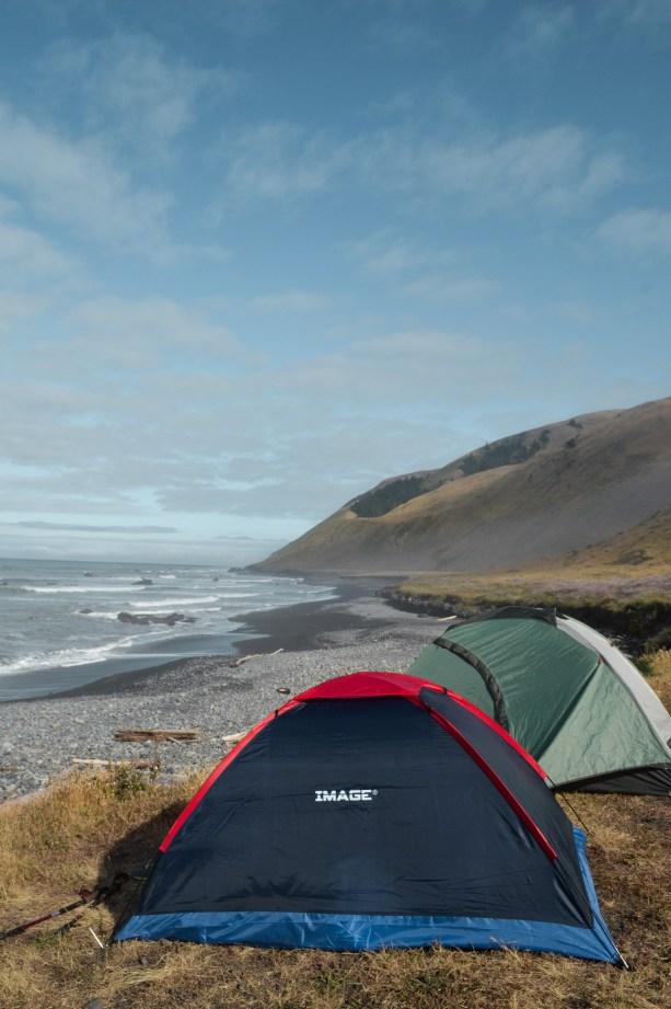 Camping at Spanish Flat