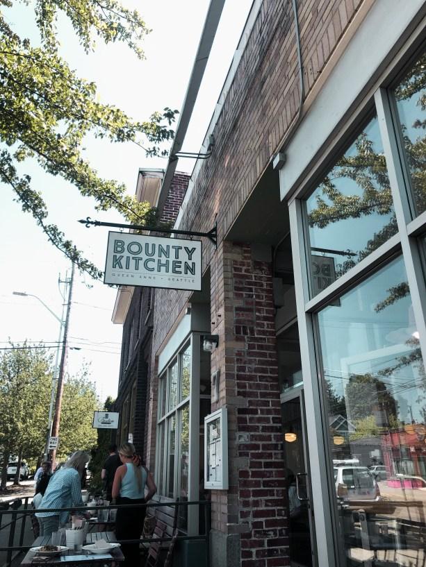 Bounty Kitchen - Seattle