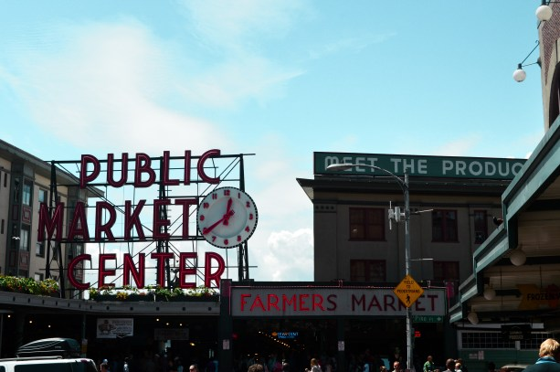 Public Market - Seattle
