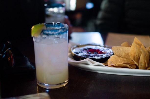 Margaritas at Azul