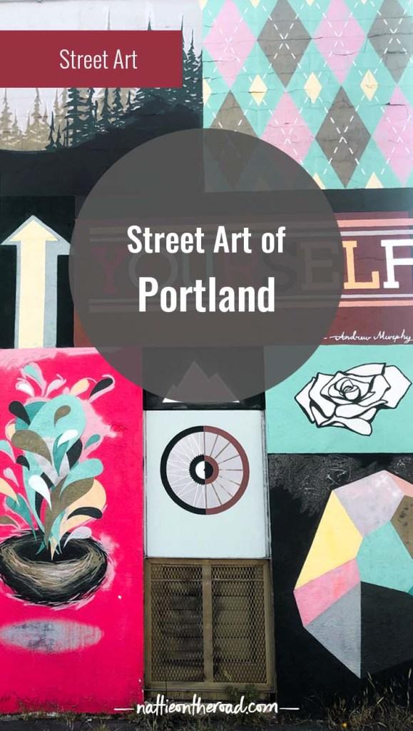 Street Art of Portland