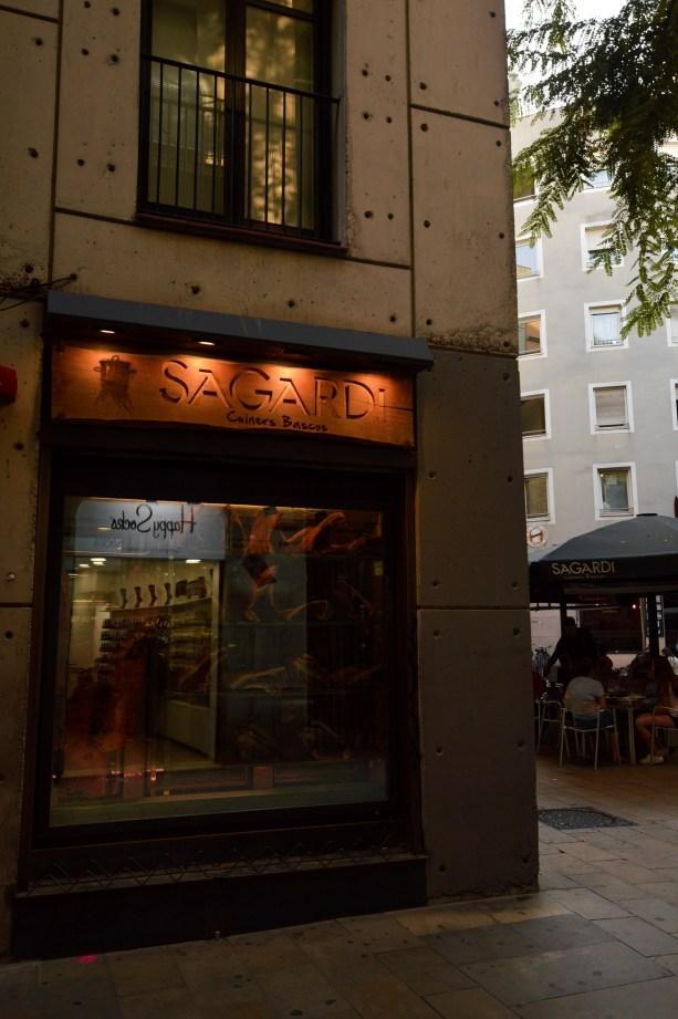 tapas in Barcelona