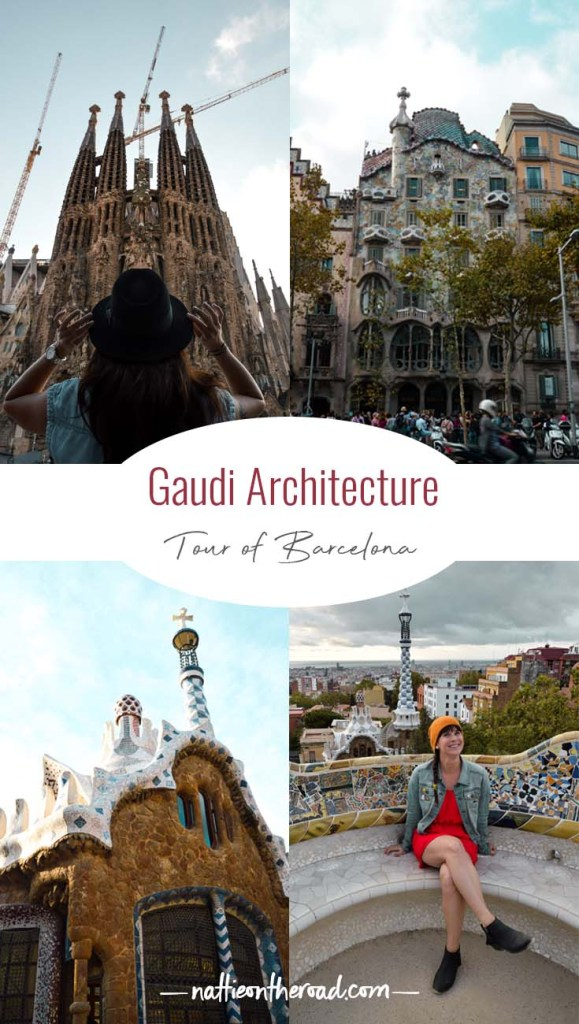 Gaudi Architecture tour of Barcelona