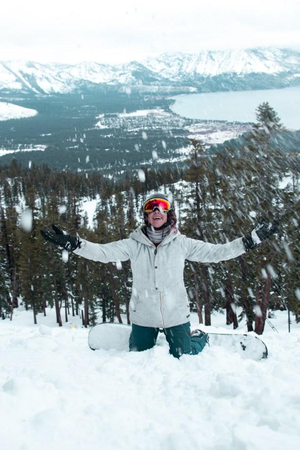 Ski Trip to Tahoe