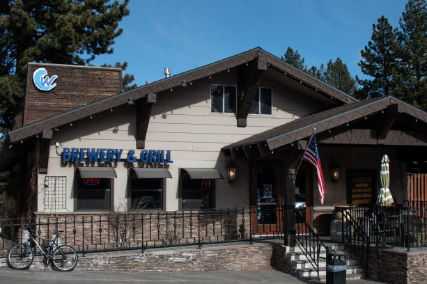 Cold Water Brewery - South Lake Tahoe