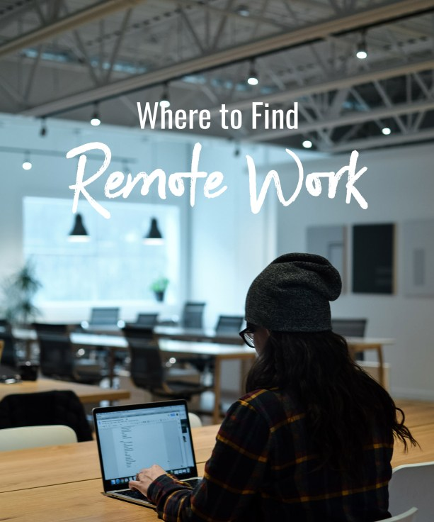 Where to find Remote Work
