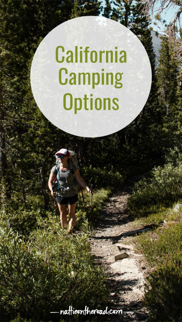 California Camping Options