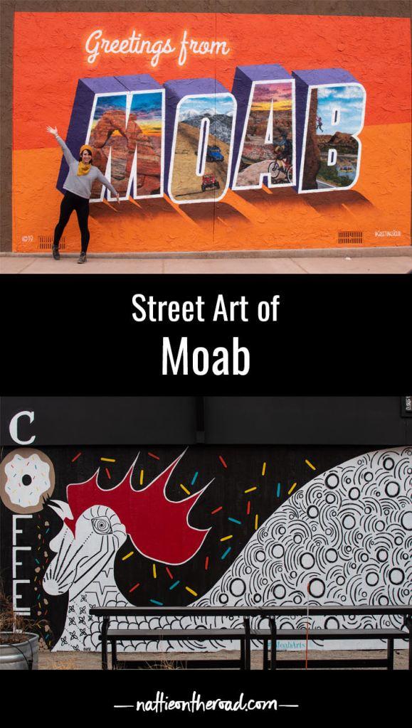 Street Art of Moab