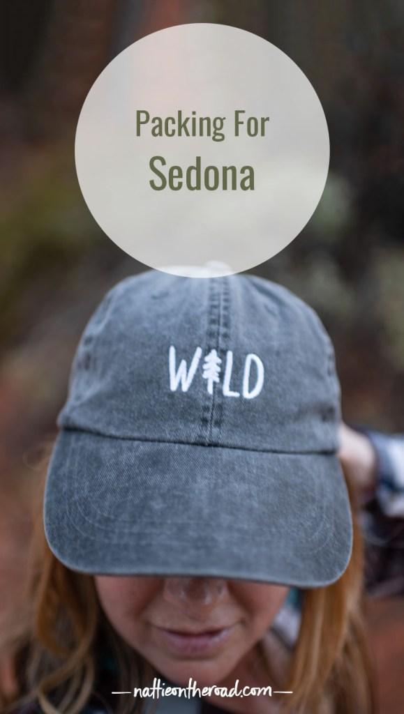 Packing List for Sedona