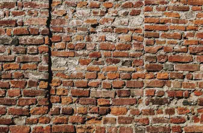 image of a brick wall