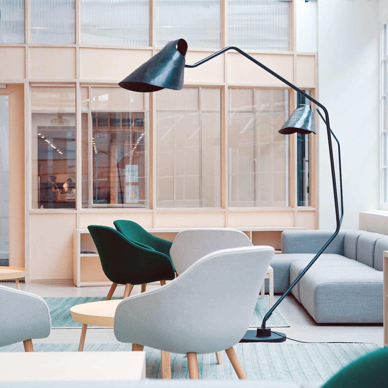 image of office interior design