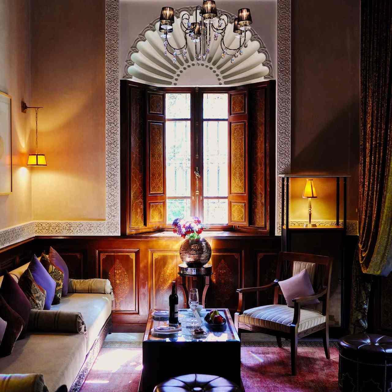 hotel room interiors