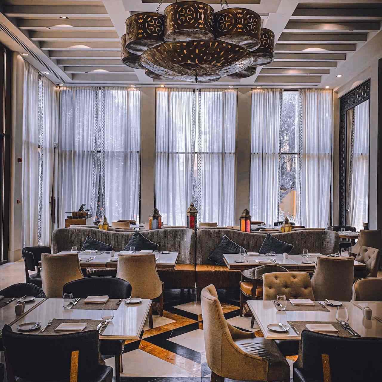 hotel restaurant designs