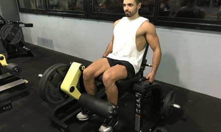 Exercice musculation: LEG EXTENSION