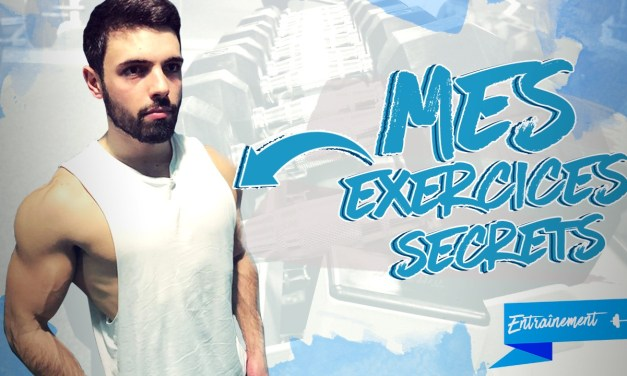 MUSCLER ses EPAULES: Les 3 Meilleurs Exercices pour les épaules !