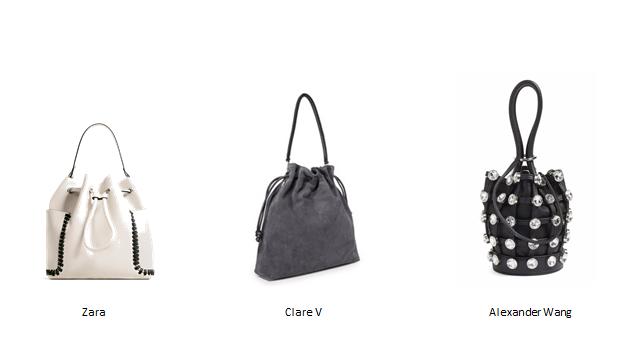 Handbag Trends: Cinch Bags