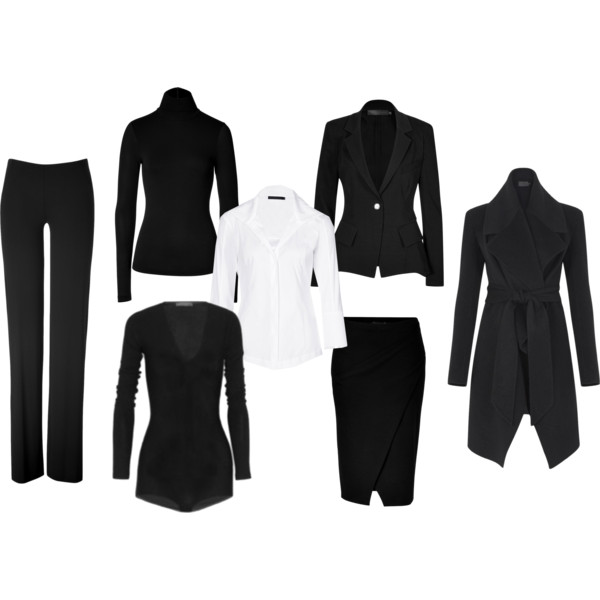 Capsule Wardrobe: Donna Karan 7 Easy Pieces