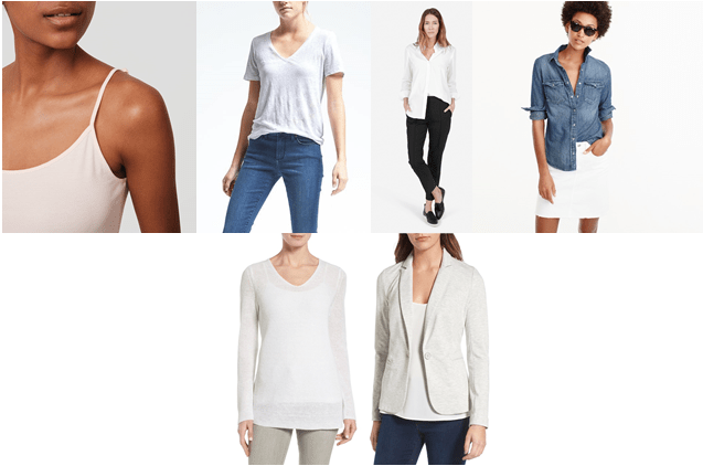 Capsule Foundation Casual Tops