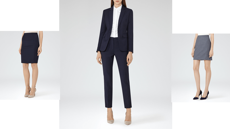 Spring/Summer Office Capsule Foundation Bottoms