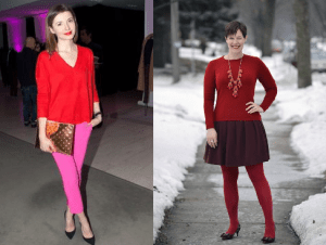 How to Wear Red | Fall 2017 Trends | How to Wear the Red Trend