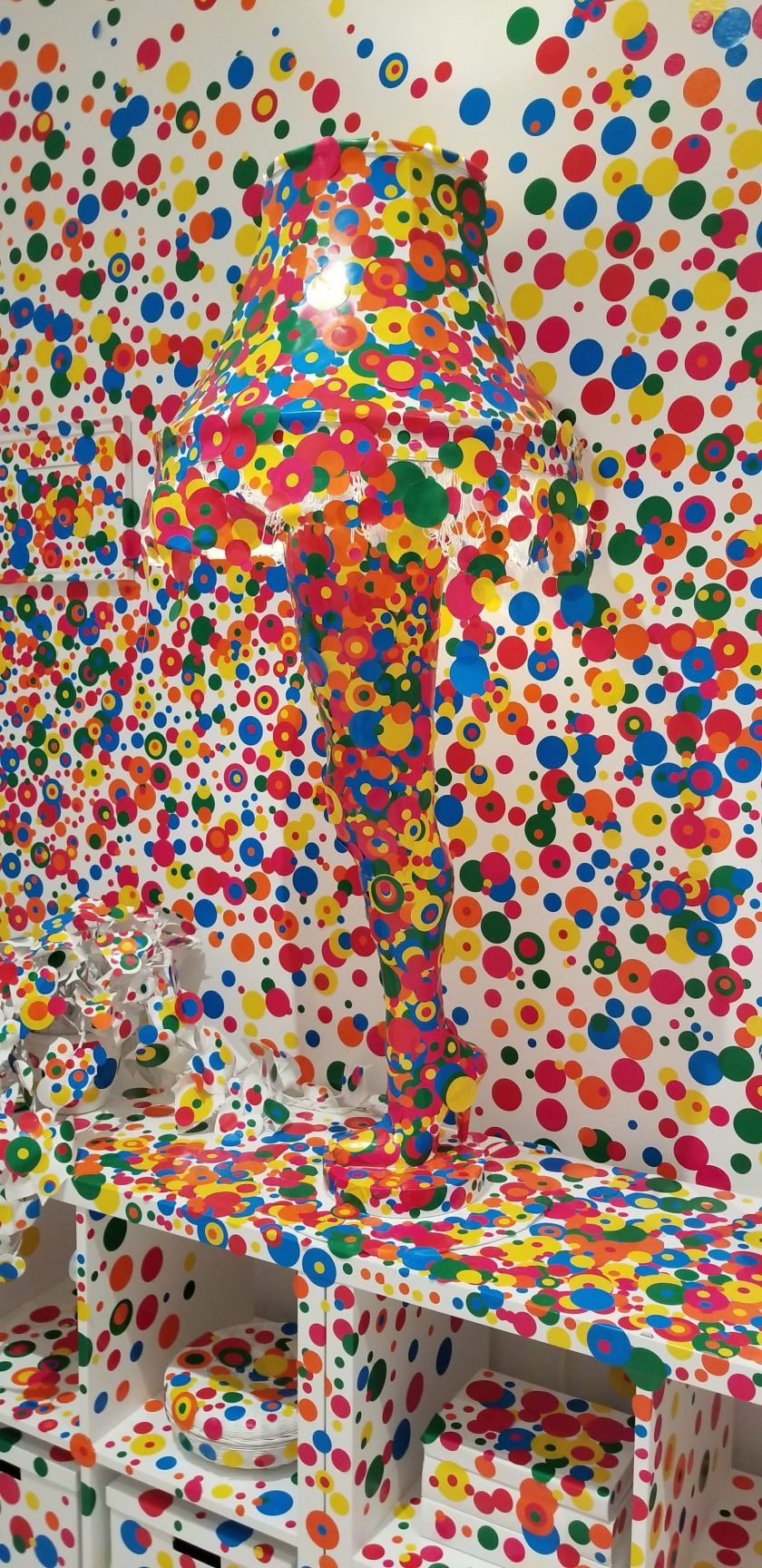 Different Date Night   Yayoi Kusama   Infinity Mirrors   Things to do in Cleveland   L'Albatros   Cheese Board