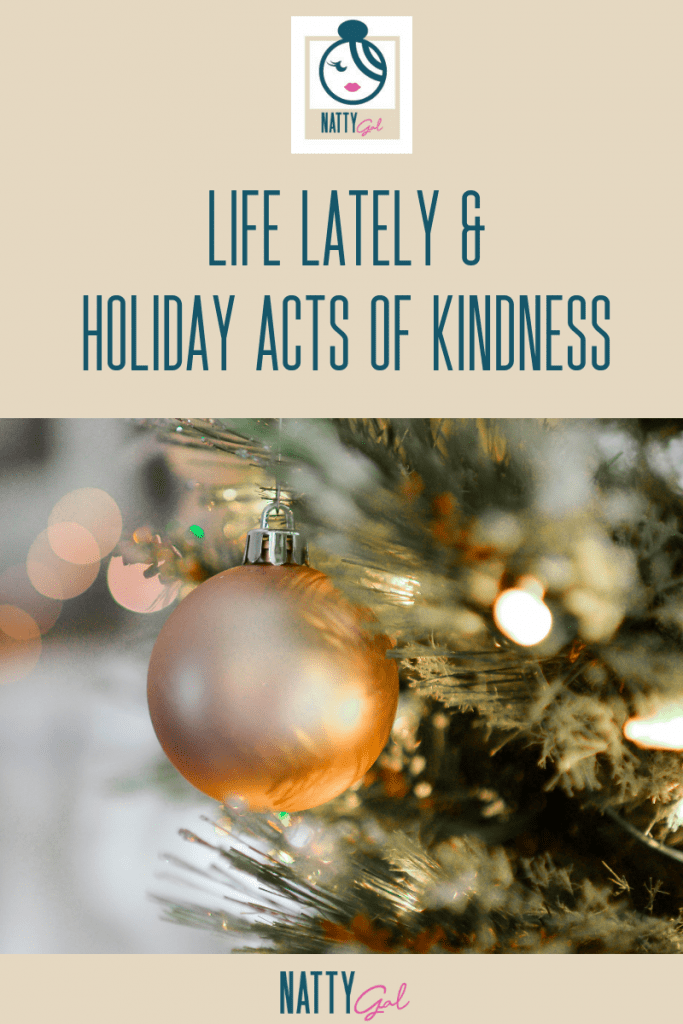 Holiday Acts of Kindness | Volunteering | Acts of Kindness | Life Lately