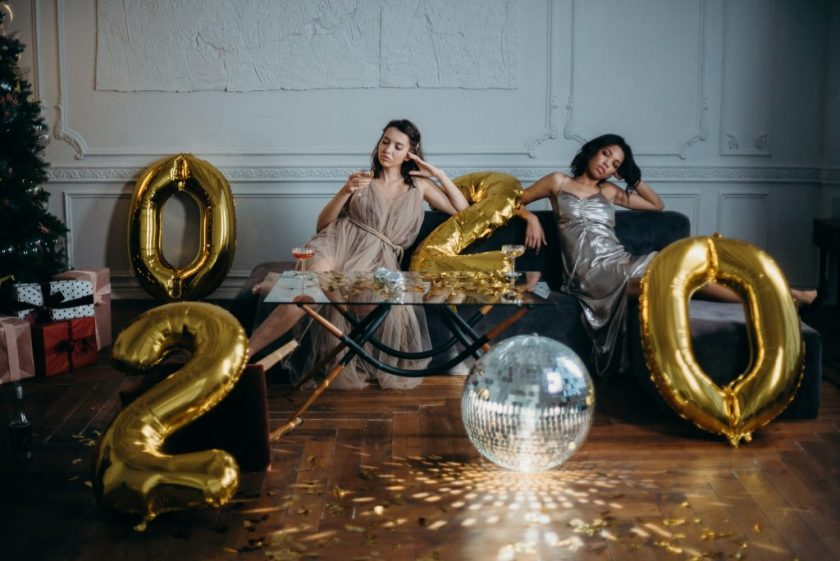 '20's-era tipples | Gatsby party | 1920's cocktails | Jazz Age | Prohibition | New Year's Party Ideas