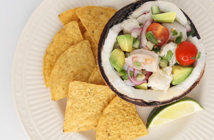 Flavorful Ceviche