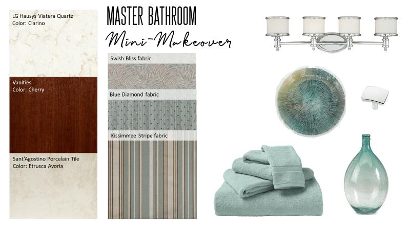 Master Bath Mini-Makeover