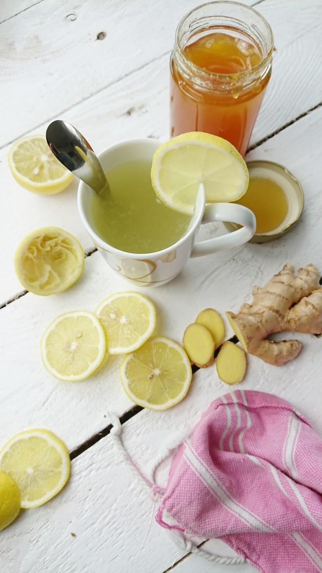 Mit rein natürlichen Mitteln - 7fache Wirkung gegen Erkältung