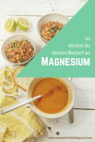 magnesium-so deckst du deinen bedarf