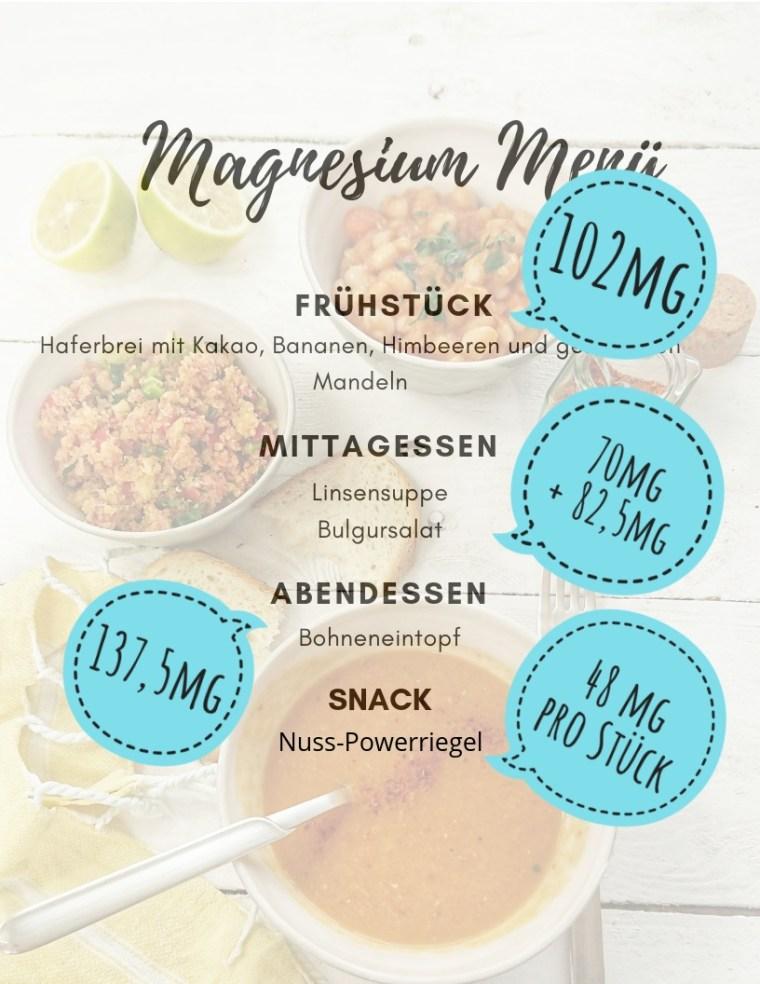 magnesiummenü440mg