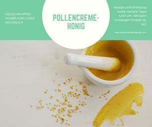 Pollencreme gegen Heuschnupfen