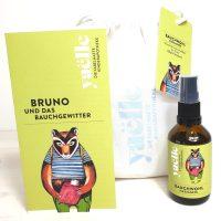 Bauchwohl Massageöl - für Brummbären