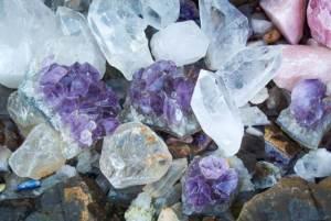 綺麗な天然石