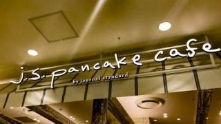J.S.PANCAKE CAFEの入り口の写真