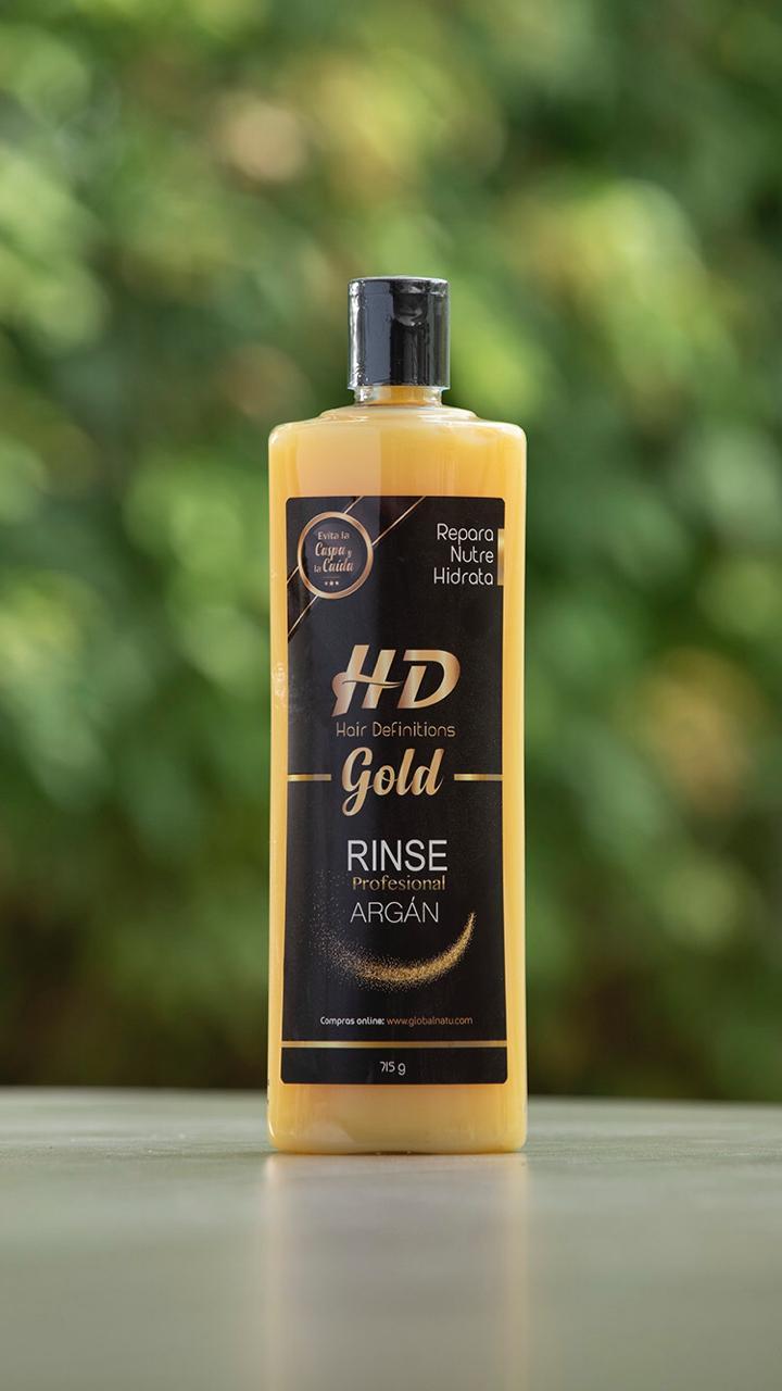 HD Gold Rinse
