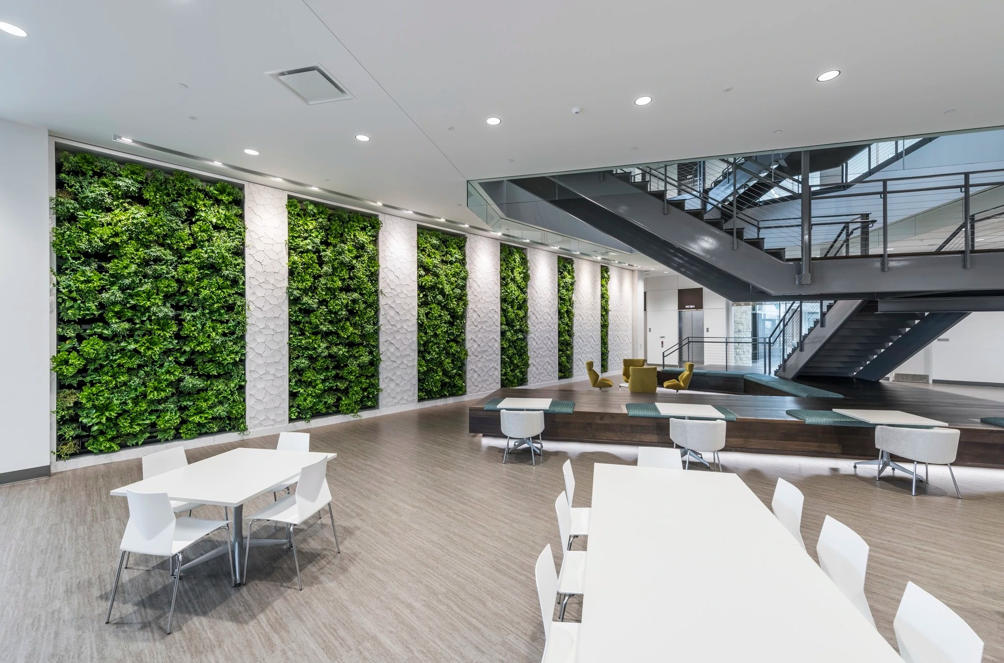Green Walls Vertical Planting Systems