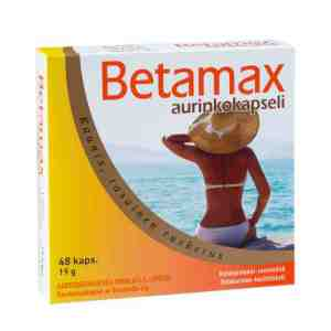 Betamax 48 caps