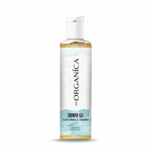 Shower Gel With Cinnamon And Red Orange 200ml.