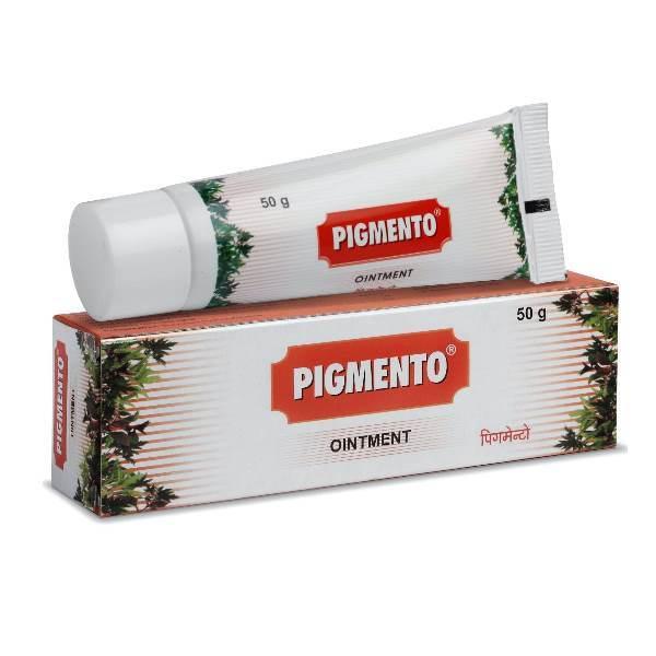 Pigment cream for vitiligo and white spots x50g